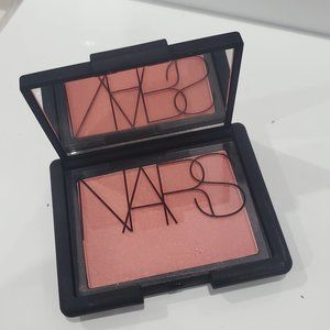 NEW NARS 'DEEP THROAT' BLUSH FULL SIZE .16oz